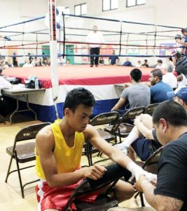 Kampfvorbereitung Last-Minute Tipps