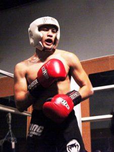 Kampfstellung beim Boxen: die Grundlagen